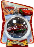 Disney-Pixar Cars: Holiday Hotshot Lightning McQueen